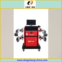 ccd wheel alignment machine 4 point clamps,original for sale(ce approval)