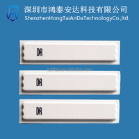 Retail security AM 58KHz EAS DR label/ EAS AM DR sticker/ AM soft tag