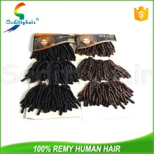 sedittyhair x-pression two colored synthetic ombre braiding hair