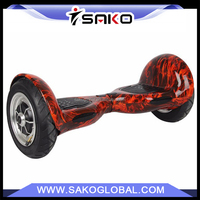 Smart and easy to operate 10 inch monorover r2 two wheel self balancing electric