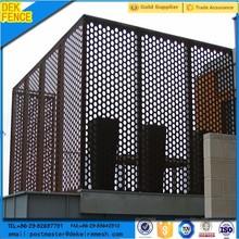Perforate Weave Style Honeycomb Steel Mesh