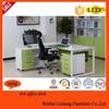 2015 L shap executive modern desk office furniture