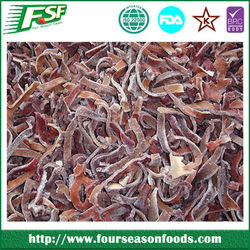 IQF black fungus slices and dices 2015 new crop