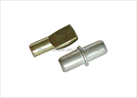 Cabinet Shelf Support Pin/Peg with collar or stop