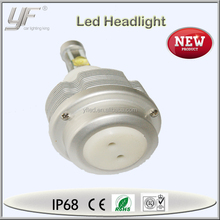 Guangzhou auto part, c ree 9007 high power motorcycle headlight assembly