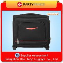 Black Fabric 20'' Soft luggage protective case luggage luggage case