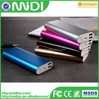Nationite Recharge 16000mah Compact External Battery Charger & Power Bank for iPhone for samsung etc.