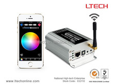 WiFi-103 controller Support both wifi control of Apple products (iPod, iPad, iPhone) , Android mobile devices like samsung, HT