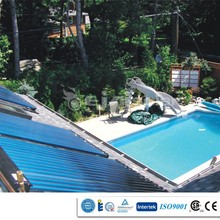 EN12975, SRCC, CCC, Solar Keymark, ISO, CE, CSA approved green energy vacuum tube swimming pool project solar collector