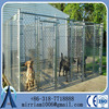 2015 hot dipped galvanized chain link dog enclosures for sale/Outdoor Larger Dog Cages