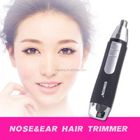 2015 New Micro Electric Nose & Ear Trimmer Removal Clipper Shaver Health Trimmer Shaveing for Nose and Ear in Men and Women