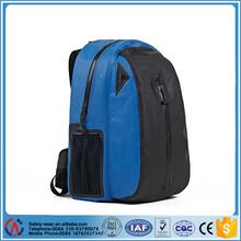 wholesale fashionable waterproof backpack shoulder bag travel with waterproof zipper