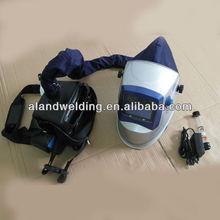 PAW-HEL81 Powered Air Purifying Solar Auto-Darkening Welding Helmet