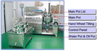 Used to Vacuum Mixer, yogurt homogenizer emulsifying mixer