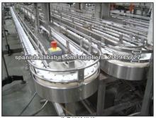 Transportadores de cadena Flex para sistema de transporte de la botella ( Uri-019)
