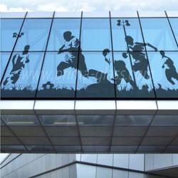 Prima photographs on glass digital printing glass