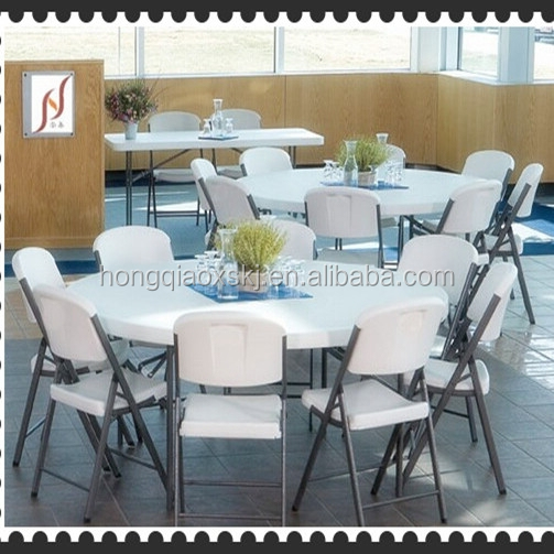 6 39 plastic round folding tables wohlesale used round for 10 person dining table for sale