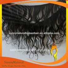 Loose Looking Curl Virgin Peruvian Hair