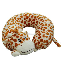 2015 china factory supplier wholesale fashion and comfort handmade cute neck pillow