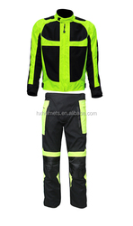 Motorcycle Jacket With Pants Sets Racing Wear For Summer