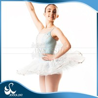 hot sale Classical style Fantasy performance blue classical ballet tutu skirt