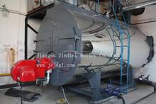 European Design CE Certified Horizontal Fire Tube Hot Water Boiler Nature Gas Fired