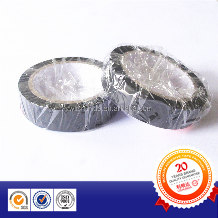 High quality A grade PVC insulation tape fire resistance Electrical tape