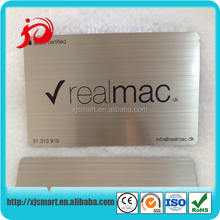 Fashional factory direct selling stainless steel business card