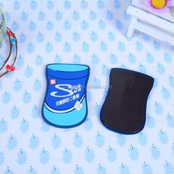 Radish design soft rubber fridge magnets