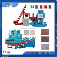 2015 innovation design interlocking tiles making machine with Alibaba trade assurance