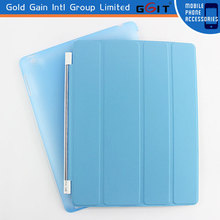Good Quality Flip Cover PU+PC Material Case for iPad 5, Protective Flip Cover Case of PU+PC For iPad 5