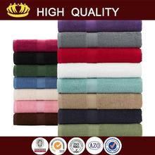 2015 new design oeko standard textile hand towels with low price