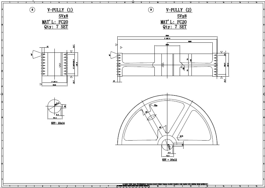oem casting parts railway wheel and axle