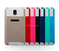 Silicon+PC Skin Cover Mobile Phone Case For Samsung Galaxy Note3