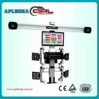 High quality dynamic balancing machine /3d wheel alignment