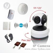 Indoor Security Network 720P HD IR CUT Wireless Wifi IP Camera