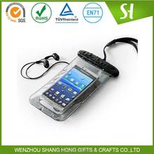 Alibaba China Cheap Wholesale Cell Phone Neck Hanging Bag
