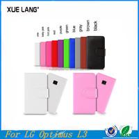 Colorful Phone Case for LG Optimus L3 E400 / Mobile phone Cover for LG Optimus L3 Case