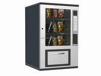 Manufacturer custom mini vending machine for sale snack/chocolate/coffee