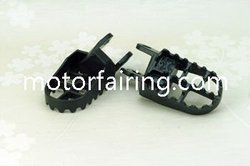 Motorcycle Foot pegs/motorcycle parts&accessories for Honda XR250R/XR250L, high quality&low price