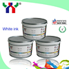 YT-919 Pantone basic color offset printing ink white soy ink /Water based textile discharge white ink
