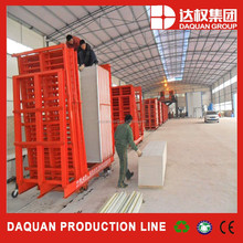 2015 new automatic production line for eps sandwich panel prefab duplex home with hip roof