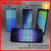 Bluetooth Speaker With LED Night Light Wireless Speaker Perfect for Phone MP3