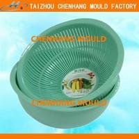 2015 Large Oval basket strainer mould plastic creative basket (good quality)