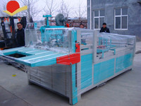 LOOK THERE!!!! Hebei Dongguang BZX-2800 Semi-auto Gluer Machine
