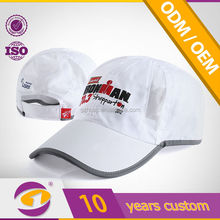 fast dry fabric mens baseball caps brand sport wholesale made in china guangzhou factory