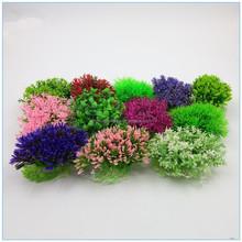 decorative artificial aquarium plants artificial grass for swimming pool