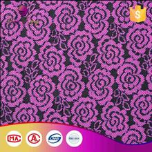 Reasonable Price Oeko-Tex Standard 100 Lace Cotton Double Fabric