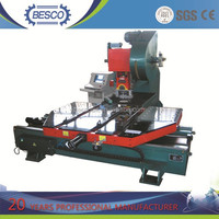CNC Feeder + Deep Throat Power Press, CNC Feeding Table and Punch Press Machine for Seals