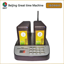 restaurant wireless call button , service call system , pager call